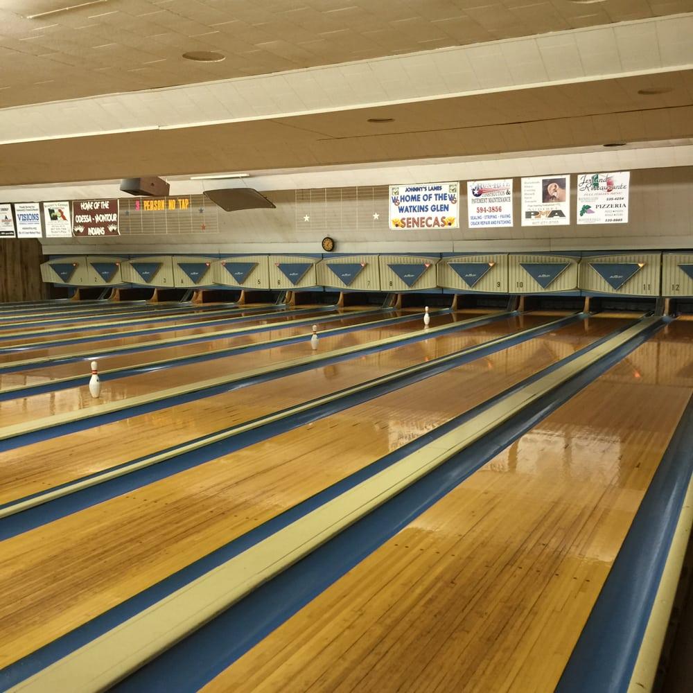 Harborside Lanes: 100 N Decatur St, Watkins Glen, NY