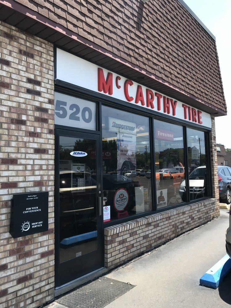 McCarthy Tire Service: 520 Pierce St, Kingston, PA