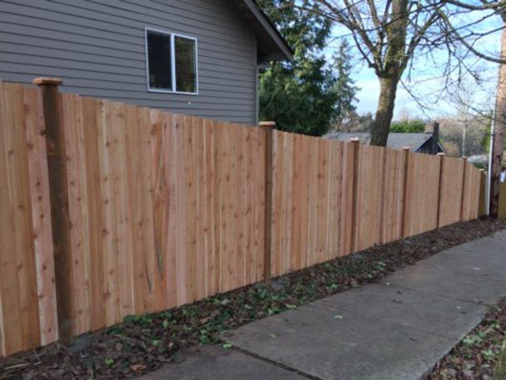 LMS Landscaping & Fence services: 4248 A St SE, Auburn, WA