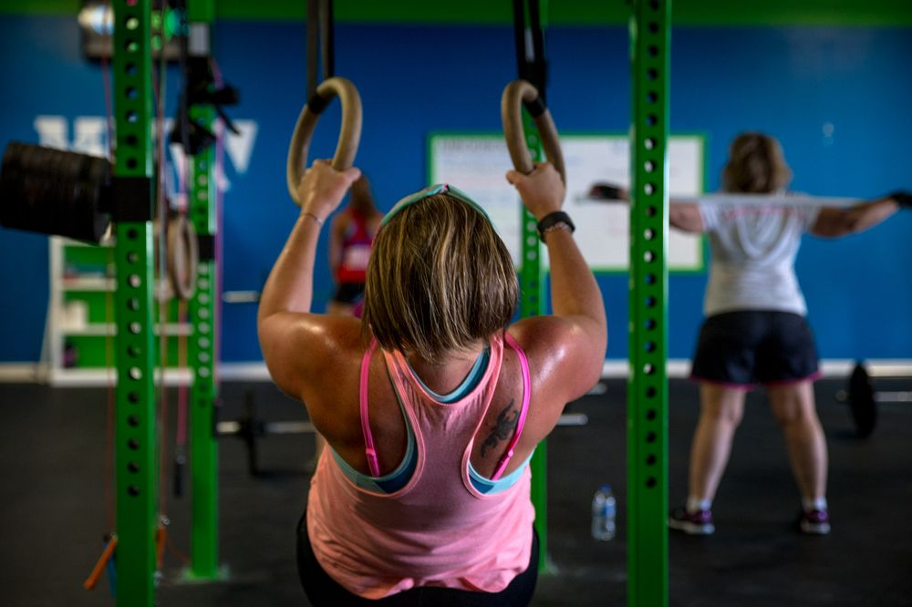 Hard Exercise Works - Rocklin