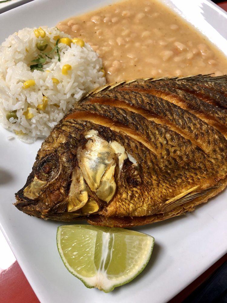 Food from Gollita Peruvian Cuisine