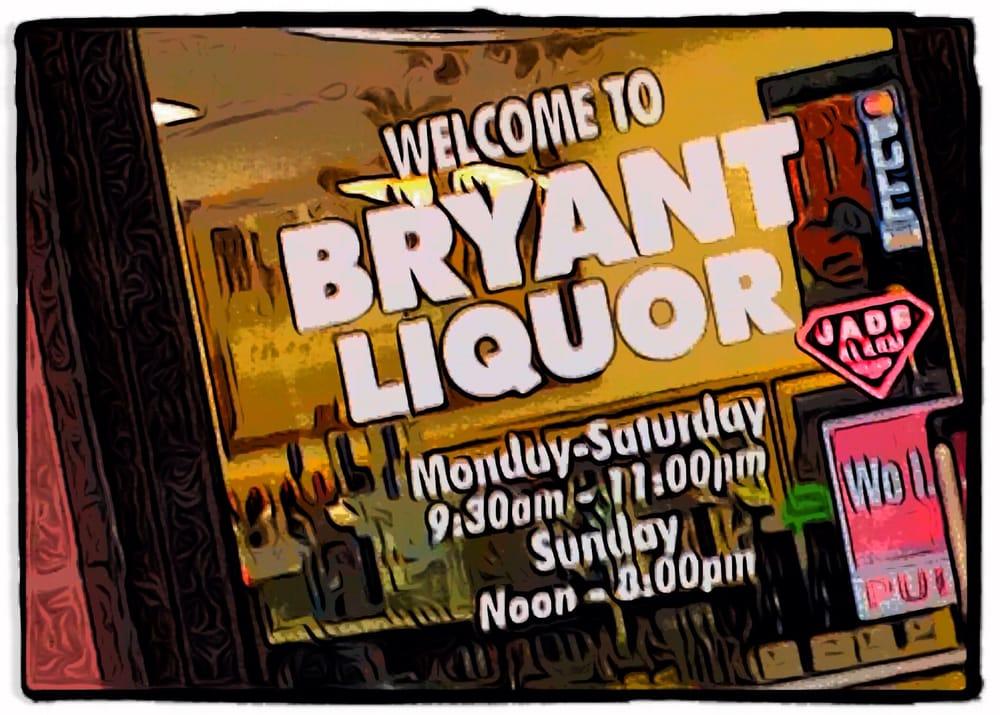 Bryant Liquor Store