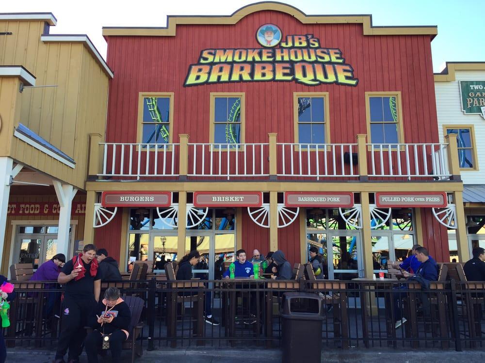 JB's BBQ: 1613 Main St, Agawam, MA