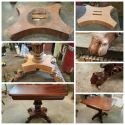 Photo Of Fischeru0027s Furniture Restoration   Hudson, WI, United States.  Furniture Repair And