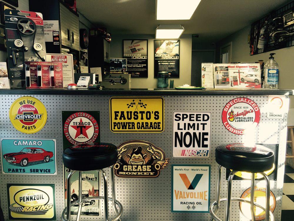 Fausto's Power Garage: 9616 Apison Pike, Ooltewah, TN