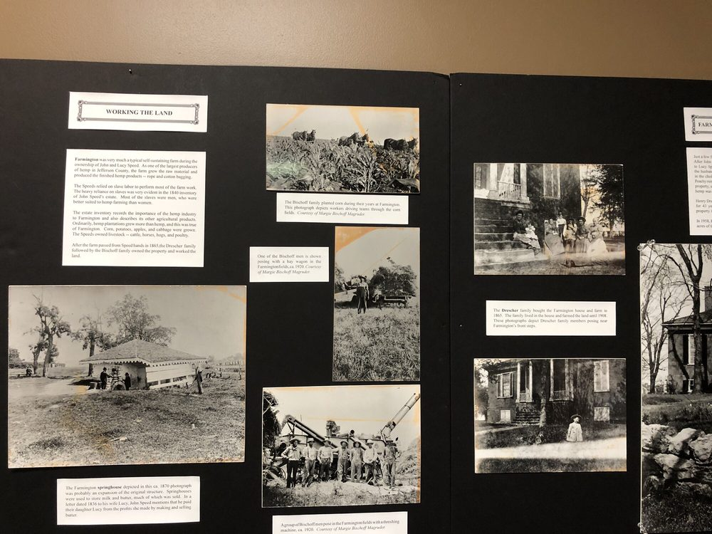 Farmington Historic Plantation: 3033 Bardstown Rd, Louisville, KY