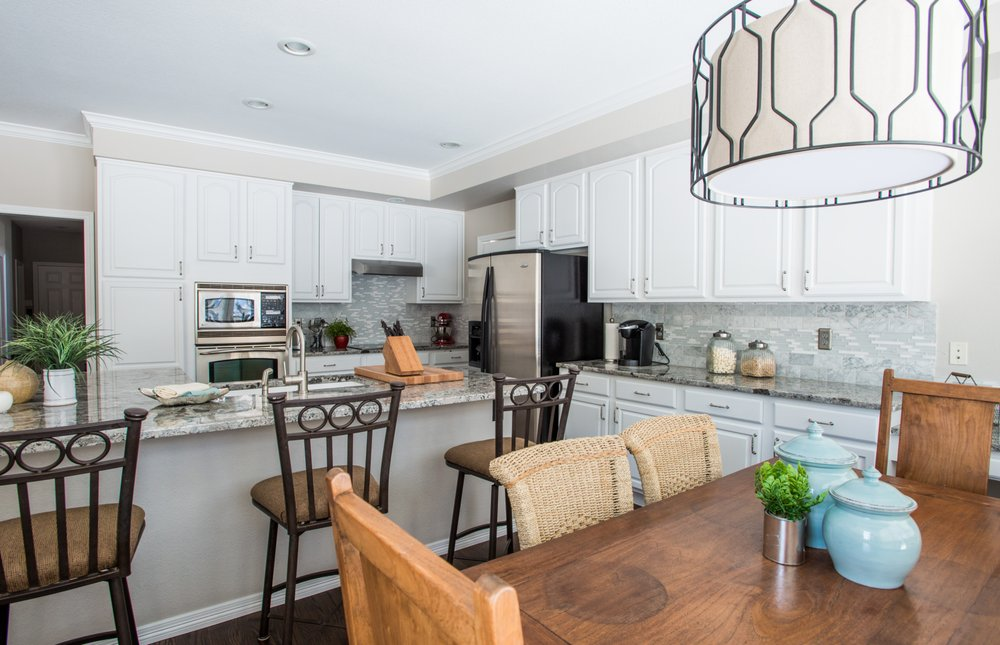 Kitchen cabinets painted in highlands ranch yelp - Highlands designs custom kitchen cabinets ...