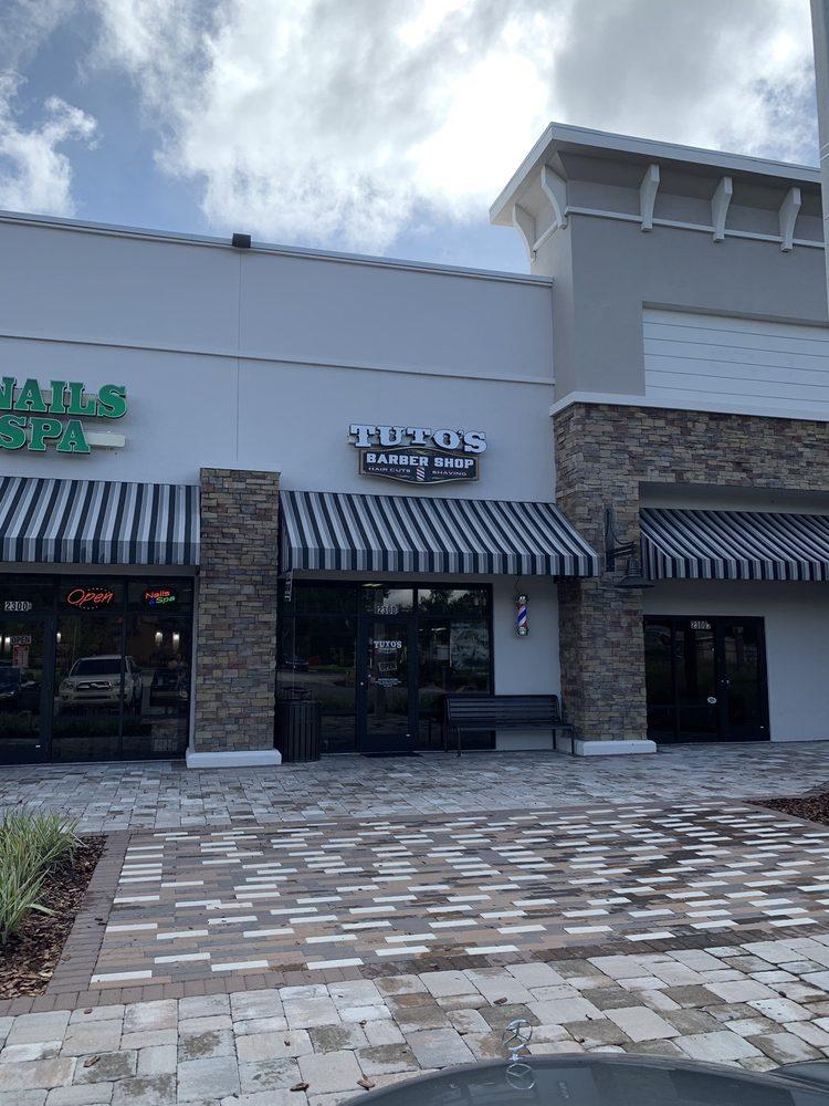 Tuto's Barbershop: 2300 E Semoran Blvd, Apopka, FL