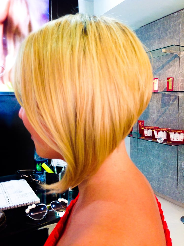 Precision Haircut By Evelyn Montes Heaven Salon 1701 Collins Ave