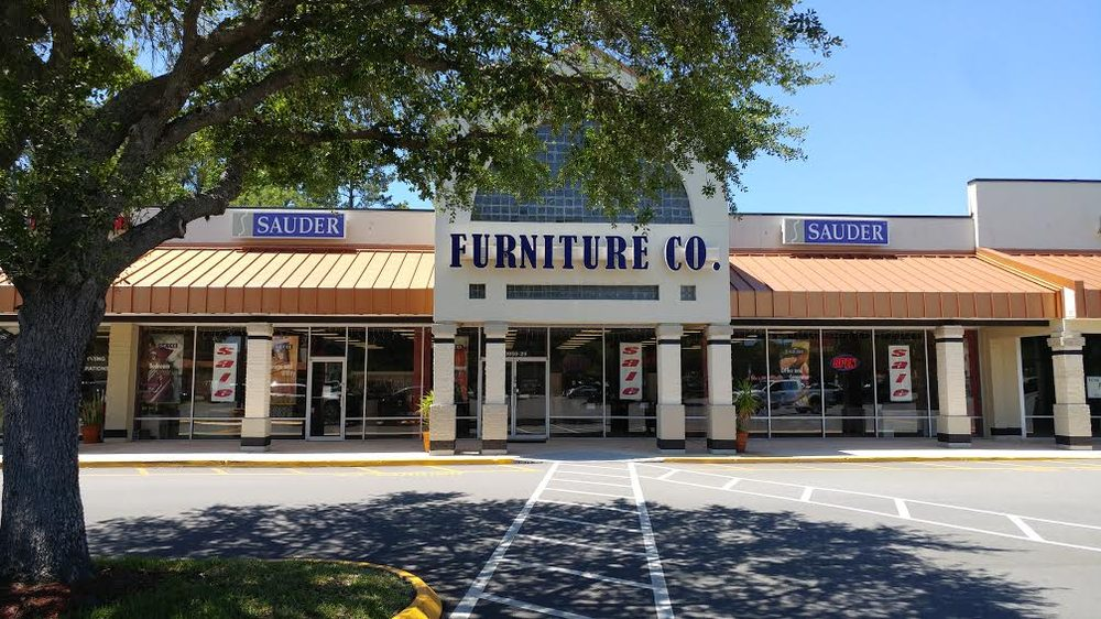 Sauder the furniture co 11 photos furniture stores for Furniture 7 phone number