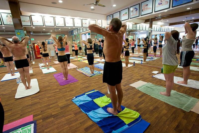 Photos for Bikram Yoga Petaluma - Yelp