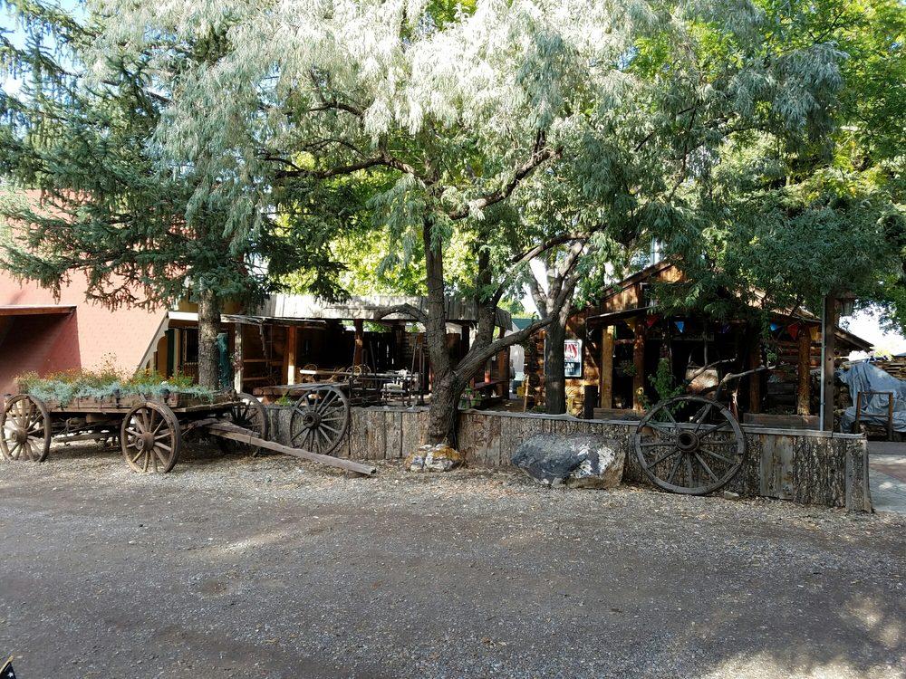 Beaver Canyon Campground: 1419 E 200th N, Beaver, UT