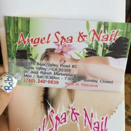 Angel Spa And Nails Apple Valley Ca