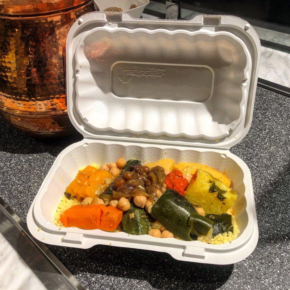 Zerza Moroccan Kitchen: 88 Essex St, New York, NY