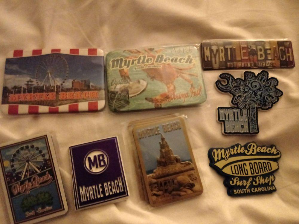 Myrtle Beach Hilton Gift Shop