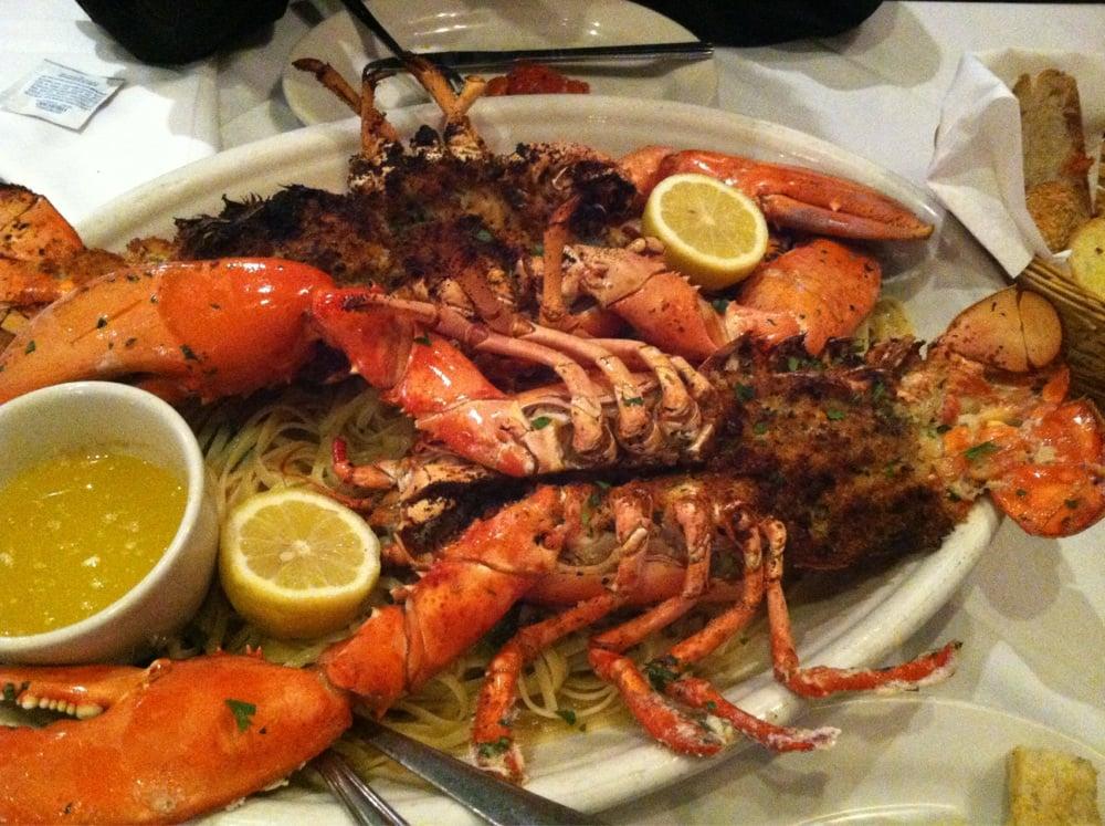 Carmine S Italian Restaurant Times Square New York Ny