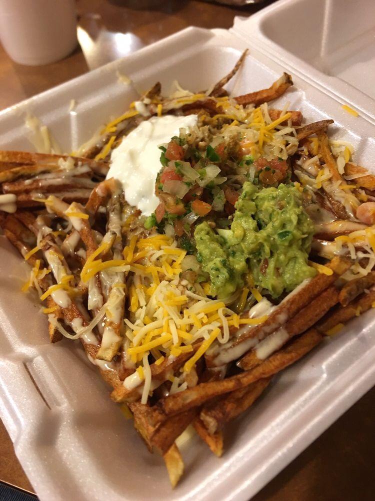 Tacos N Taters Fajita Grill: 112 W Floral Ave, Frederick, OK