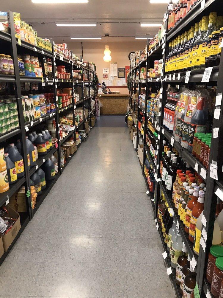 Asia Grocery Market: 225 E Barnett Rd, Medford, OR