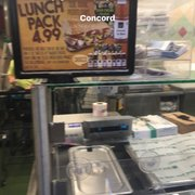 This is the   Photo of Harris Teeter - Concord NC United States. Lunch $4.99 & Harris Teeter - 18 Photos u0026 15 Reviews - Grocery - 9900 Poplar ...