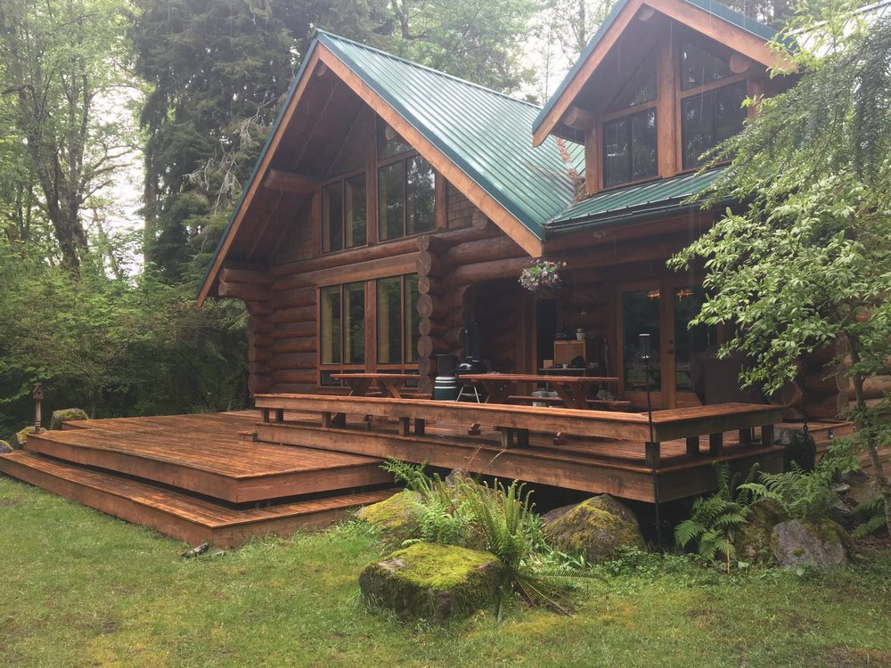 Skykomish River Lodge: 17903 642nd Ave NE, Baring, WA