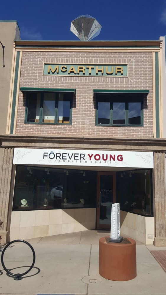 Forever Young Fine Jewelers: 41 N Main St, St George, UT