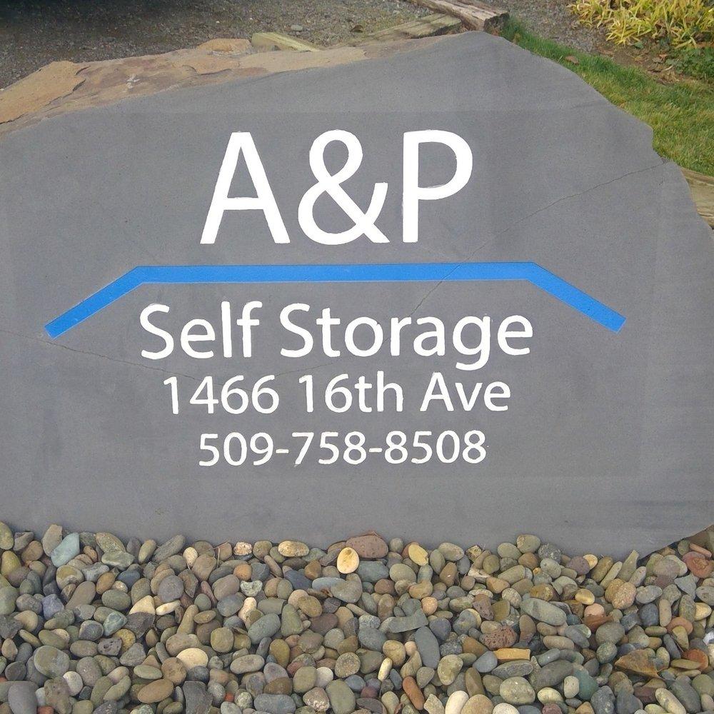 A & P Self Storage: 1466 16th Ave, Clarkston, WA