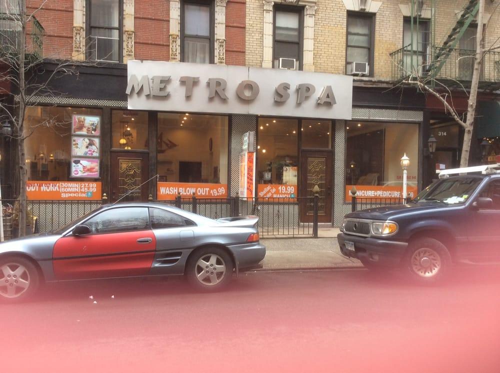 Metro spa ferm 35 avis coiffeurs salons de for Salon de coiffure new york