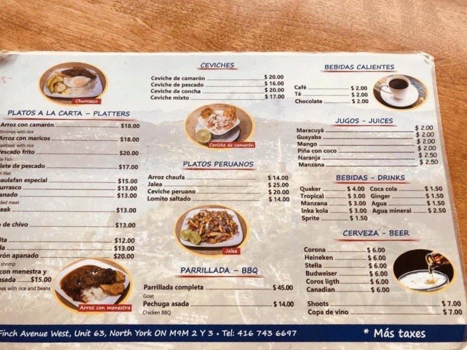 Las Fronteras Restaurant