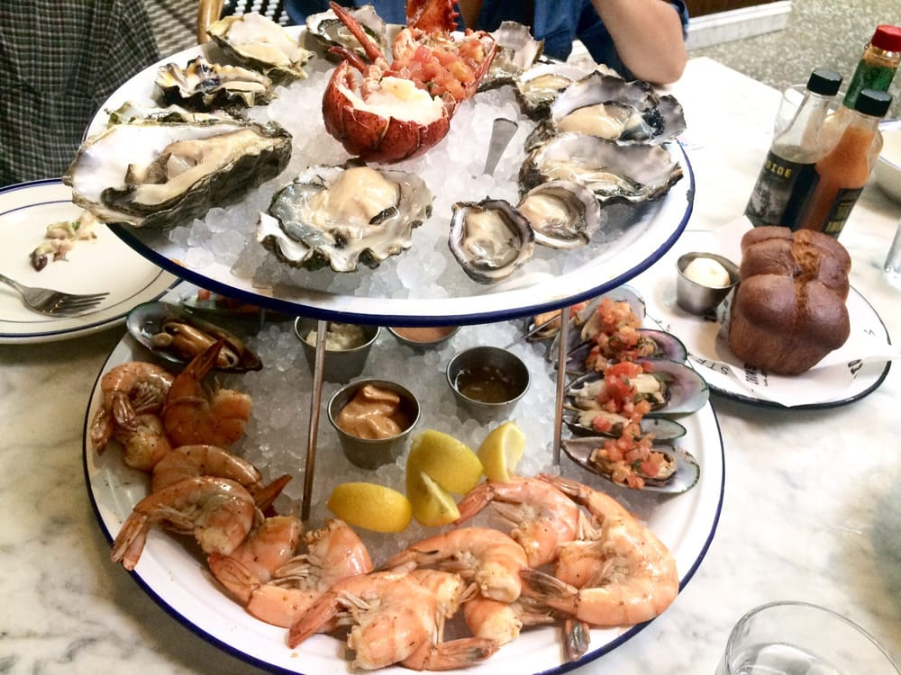 The bigger ironside platter 79 with ironside bread 5 for Ironside fish and oyster san diego