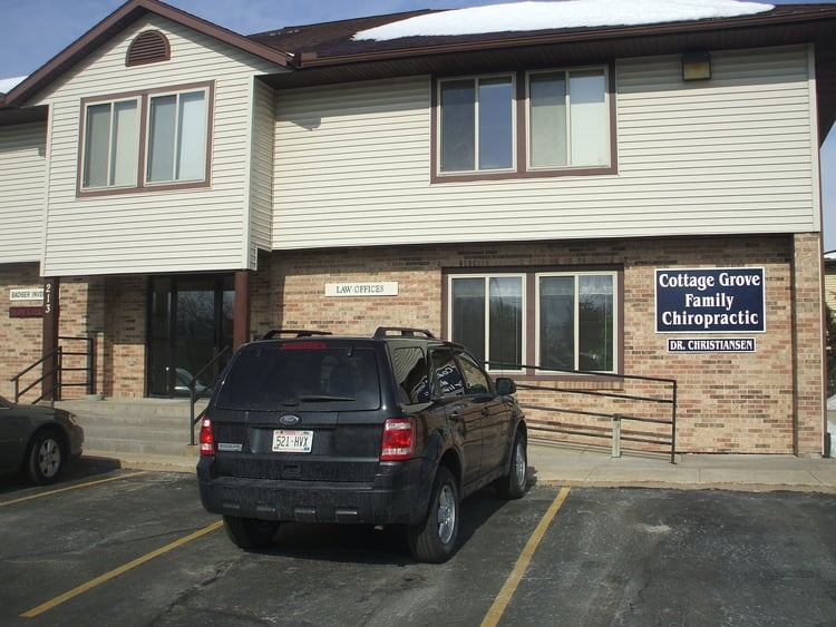 Cottage Grove Family Chiropractic: 213 W Cottage Grove Rd, Cottage Grove, WI