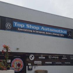 Photo of Top Shop Automotive - Santa Barbara, CA, United States. Front of