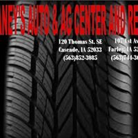 Delaneys Auto & Ag Repair: 107 1st Ave E, Farley, IA