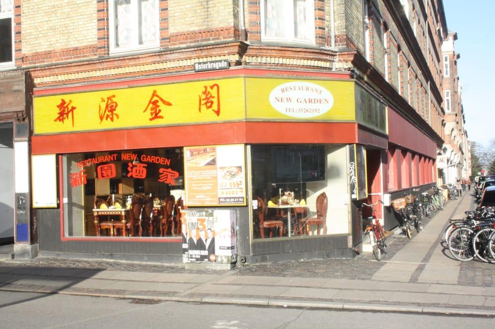Restaurant New Garden Closed Chinese Sterbrogade 74 Sterbro K Benhavn Denmark