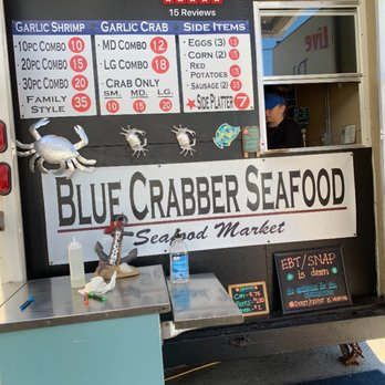 Blue Crabber Seafood - 5322 Normandy Blvd, Westside