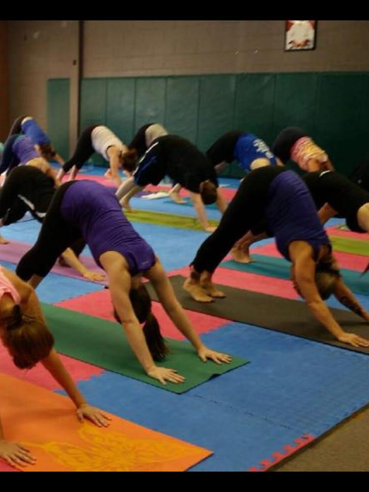 Studio108 Yoga Centers: 1397 E Elm St, Athens, AL