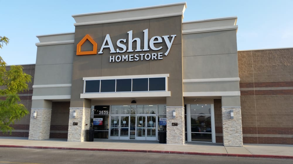 Ashley Furniture Homestore 29 Photos 16 Reviews Furniture Stores 3635 E Fairview