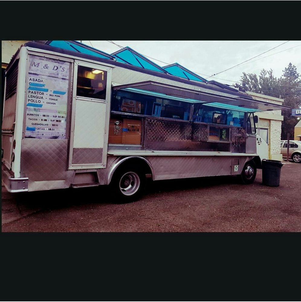 M&D's Taco Truck: Snelling, CA