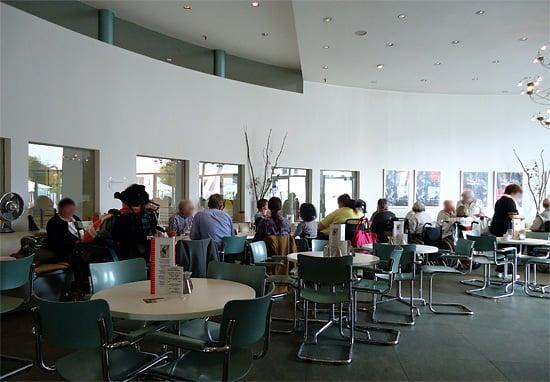 Café Im Kunstmuseum Bonn Cafes Friedrich Ebert Allee 2 Bonn