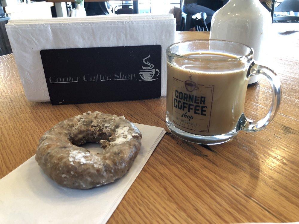 Corner Coffee Shop: 3526 Old Philadelphia Pike, Intercourse, PA