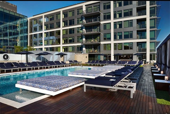 Penthouse Pool Club: 1212 4th St SE, Washington, DC, DC