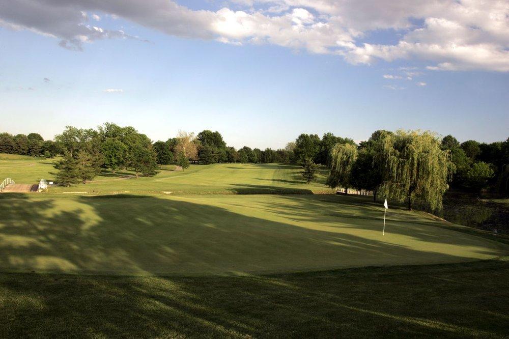 Otter Creek Golf Course: 11522 E 50th N, Columbus, IN