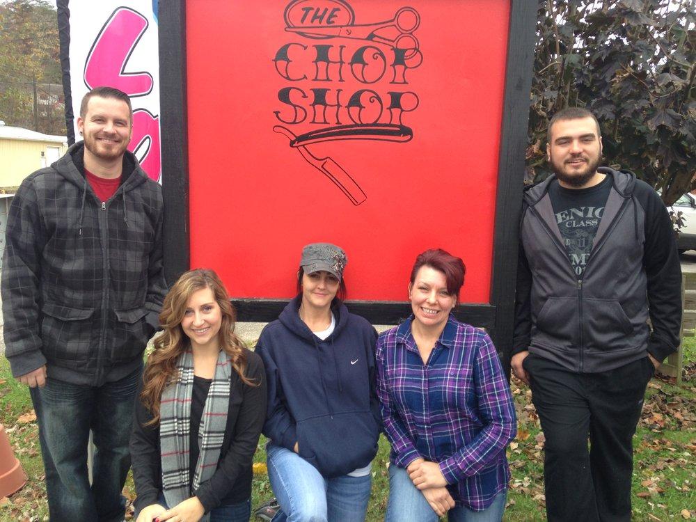 The Chop Shop: 3202 Pennsylvania Ave, Charleston, WV