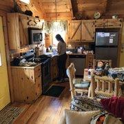 Lydia Mountain Lodge Log Cabins