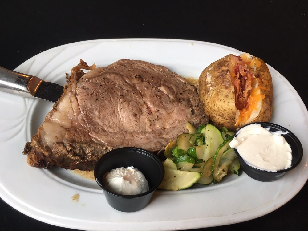 Joe's Steakhouse: 708 S Royal Ave, Front Royal, VA