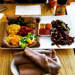 Photo Of Chercher Ethiopian Restaurant Mart Washington Dc United States