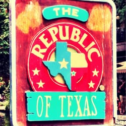 Republic Of Texas Restaurant logo