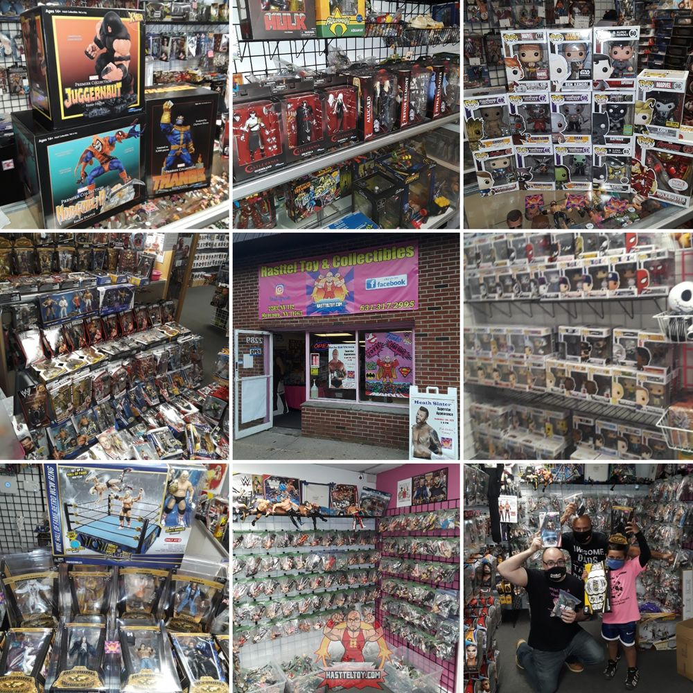 Hasttel Toy And Collectibles: 2289 Ny 112, Medford, NY