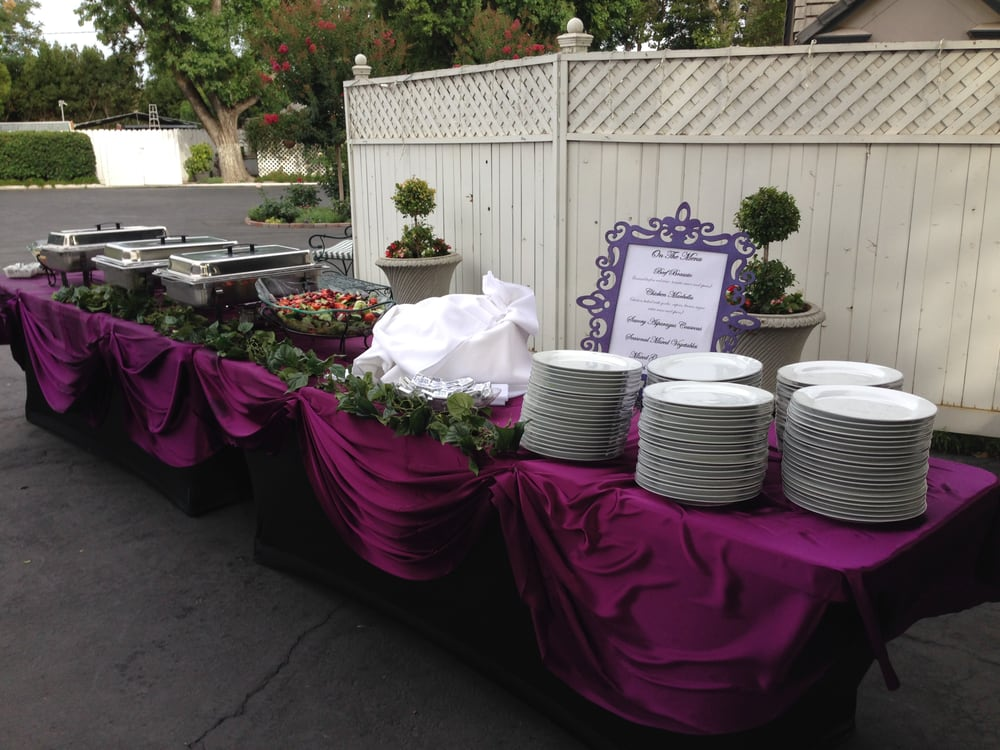 Chefanelli's Catering: 170 E Broadway, Atwater, CA