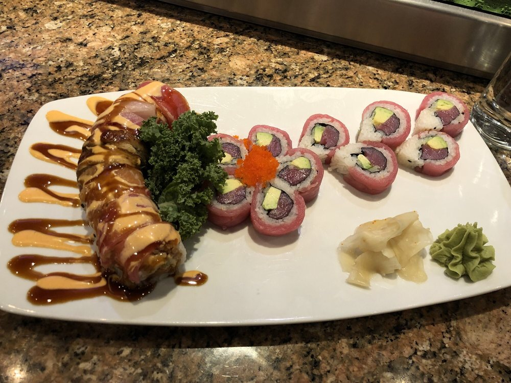 Kobe Hibachi Grill and Sushi: 643 E Van Asche Dr, Fayetteville, AR