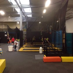 trampoline park sports leisure 151 153 route de grenoble saint priest rh ne france. Black Bedroom Furniture Sets. Home Design Ideas